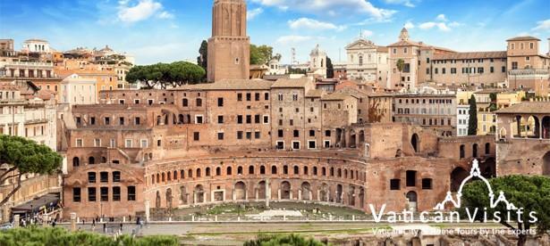 Trajans Market Imperial Forum Museum Italy