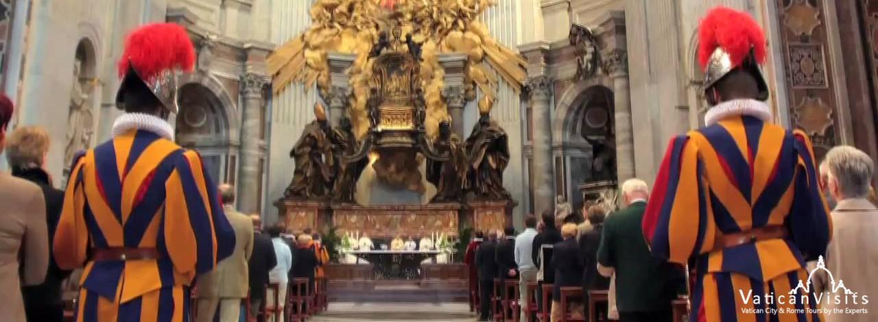 Vatican City Guards