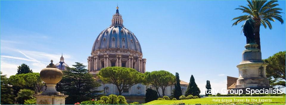 St. Peter's Cathedral at Vatican City, Rome, Italy